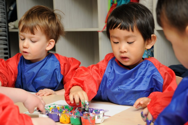 apply child care rebate