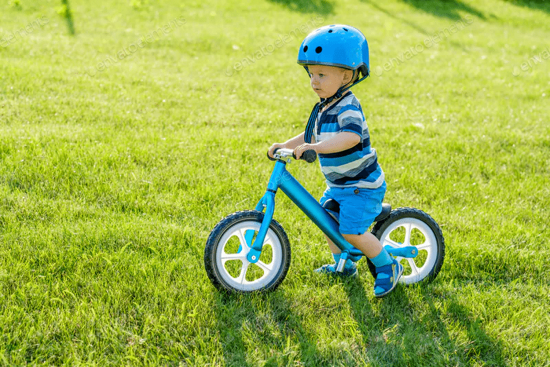 petit learning bike
