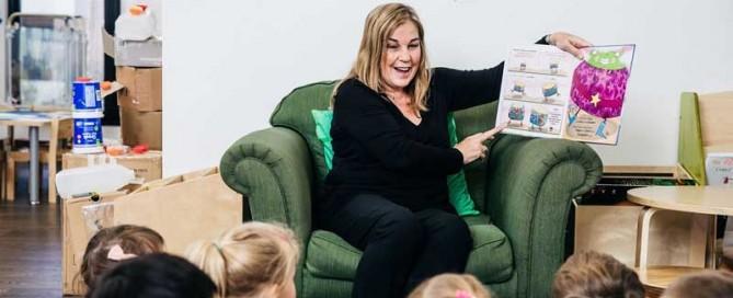 preschoolers conversational skills