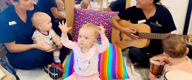 music and movement in early childhood education